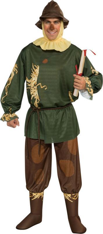 Rubies Costumes Adult Scarecrow Costume - Wizard of Oz