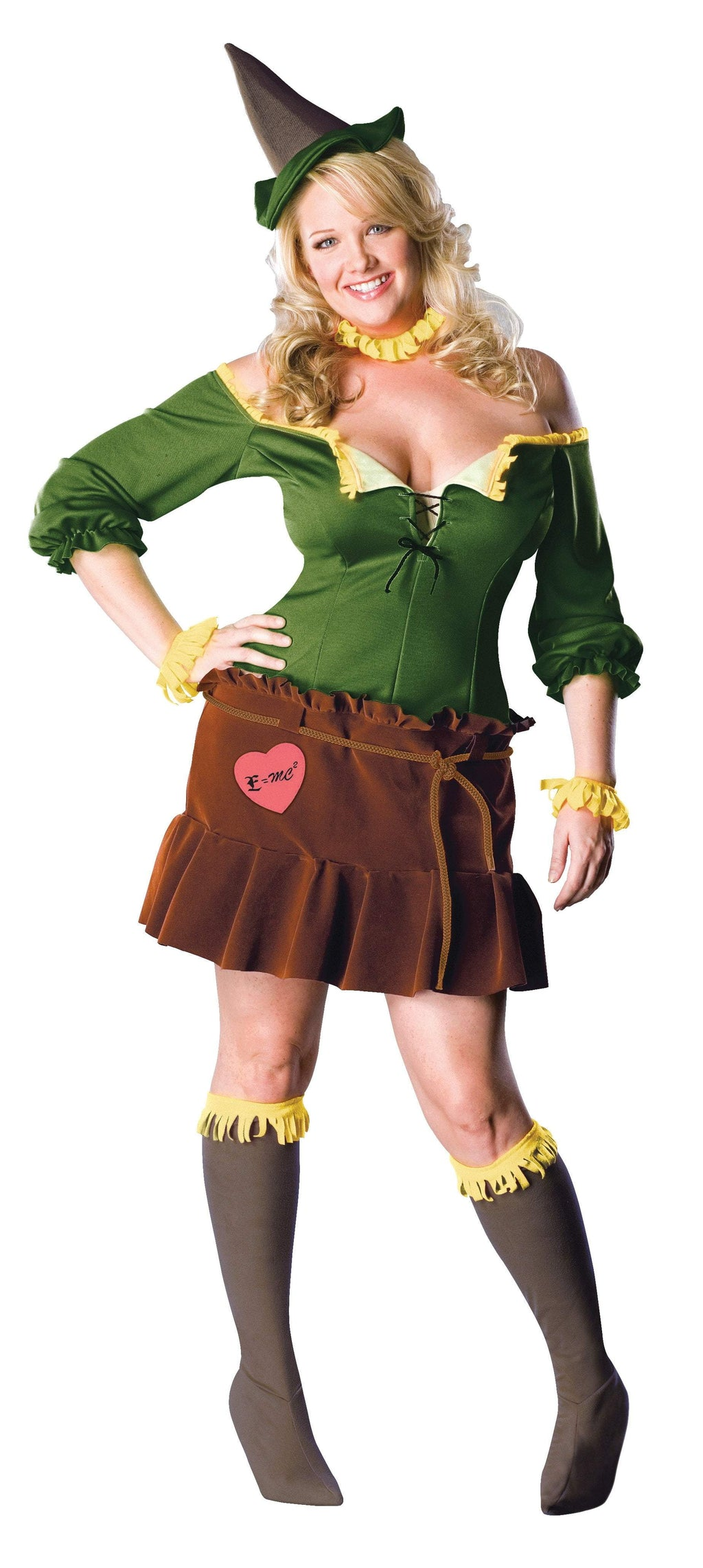 Rubies Costumes Adult Scarecrow Plus Size Costume - Wizard of Oz
