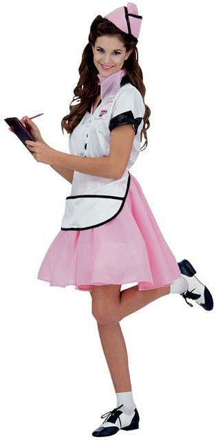 Rubies Costumes Adult Soda Pop Girl Costume