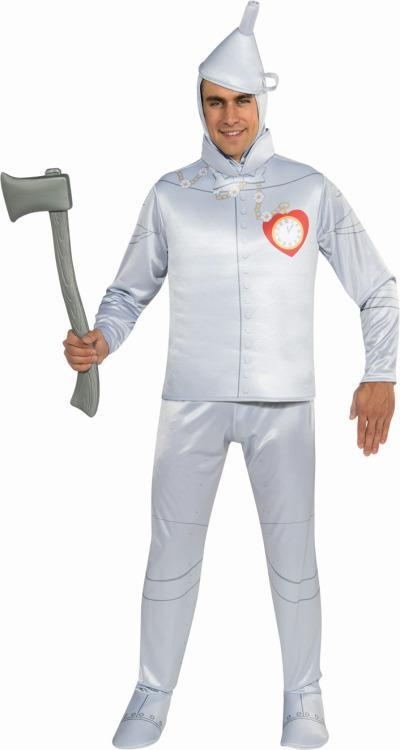 Rubies Costumes Adult Tin Man Costume - Wizard of Oz