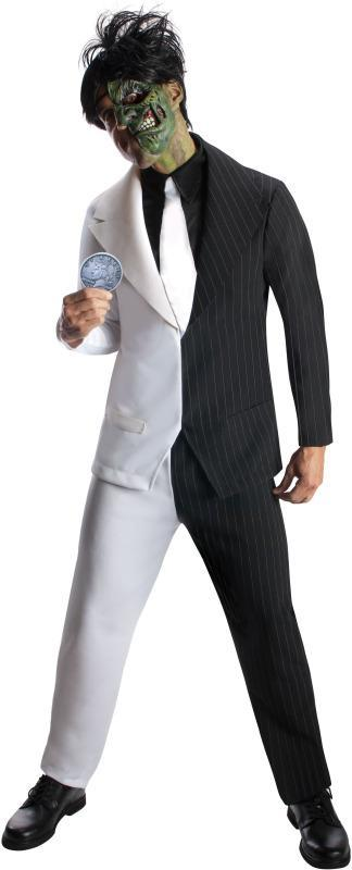 Rubies Costumes Adult Two Face Costume - Batman