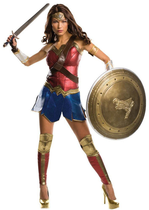 Rubies Costumes Adult Wonder Woman Theatrical Costume