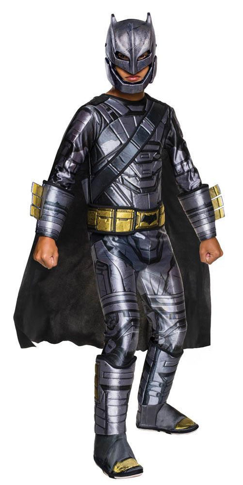 Rubies Costumes Boys Armored Batman Costume