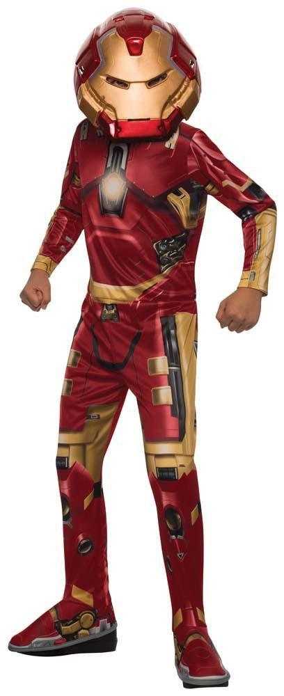 Rubies Costumes Boys Classic Hulk Buster Costume