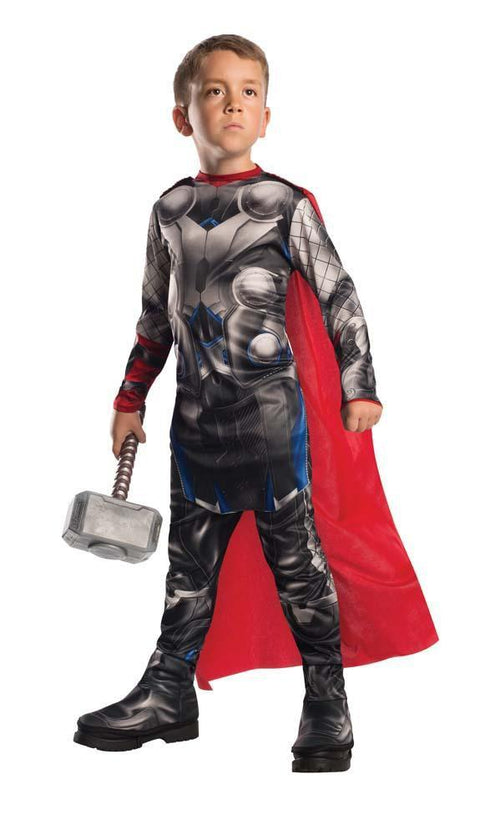 Rubies Costumes Boys Classic Thor Costume - Avengers 2