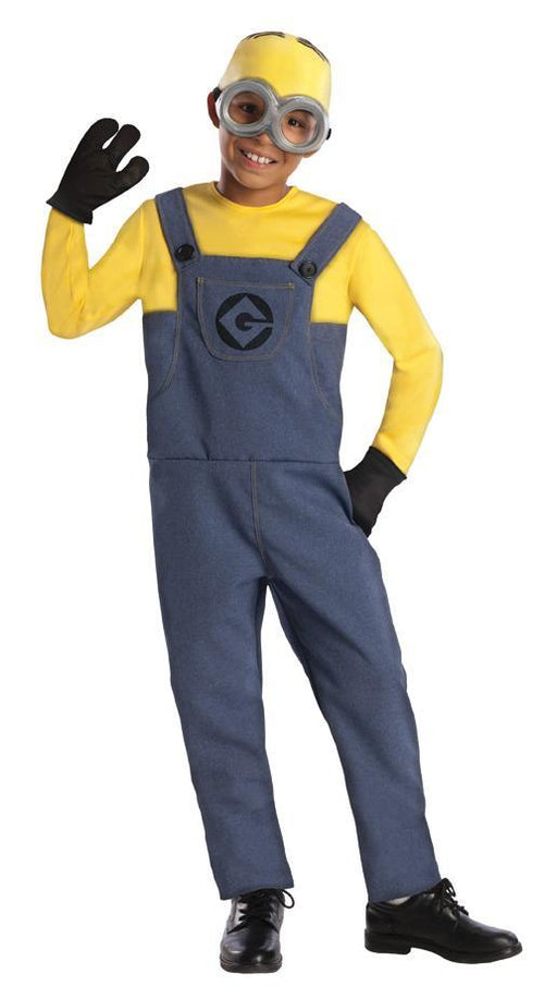 Rubies Costumes Boys Dave Minion Costume - Despicable Me