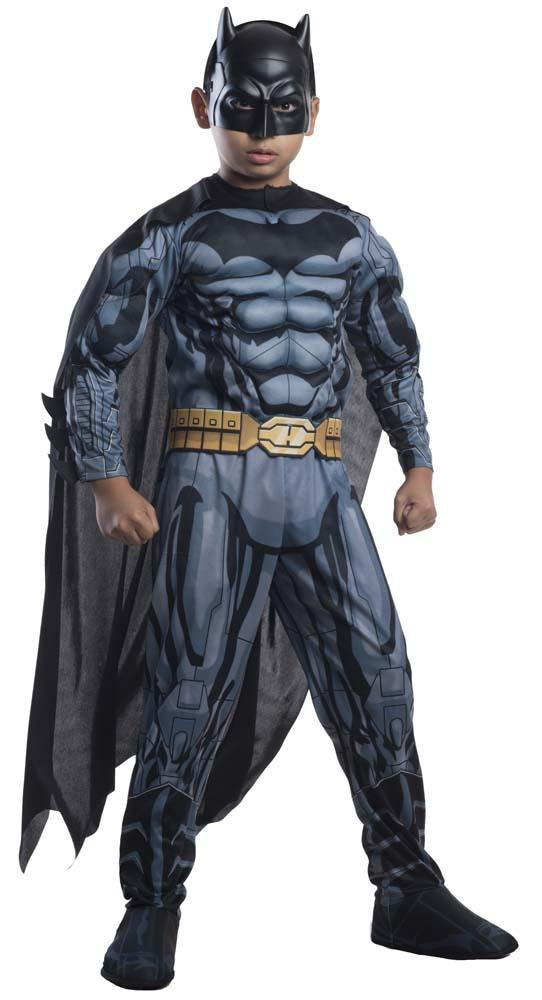 Rubies Costumes Boys Deluxe Batman Costume