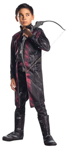 Girls Black Widow Classic Costume