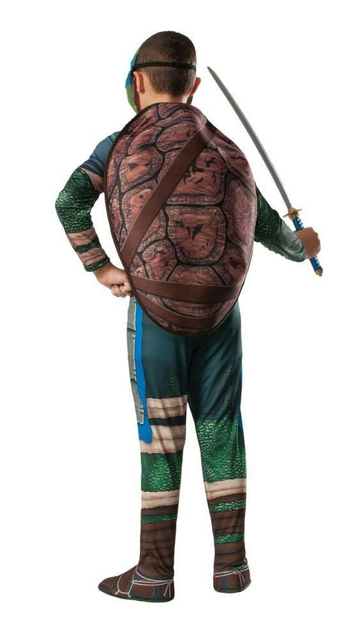 Rubies Costumes Boys Deluxe Leonardo Costume - Teenage Mutant Ninja Turtles