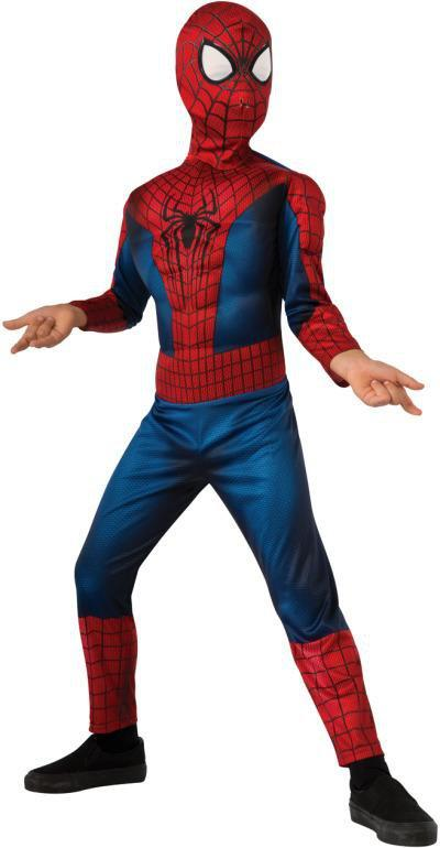 Rubies Costumes Boys Deluxe Spider-Man 2 Costume