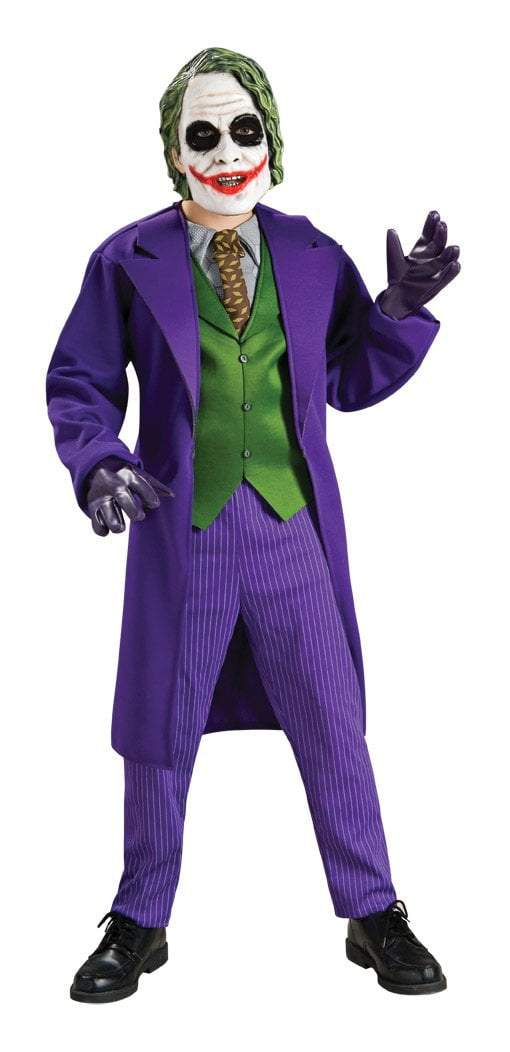 Rubies Costumes Boys Deluxe The Joker Costume - Batman