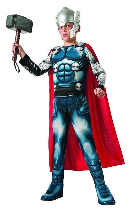 Rubies Costumes Boys Deluxe Thor Costume
