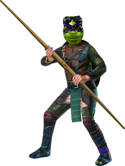 Rubies Costumes Boys Donatello Costume - Teenage Mutant Ninja Turtles
