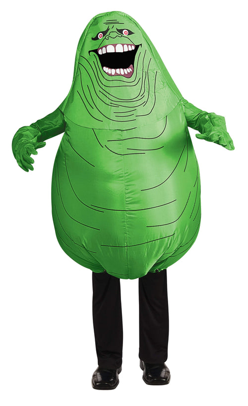 Rubies Costumes Boys Inflatable Slimer Costume - Ghostbusters