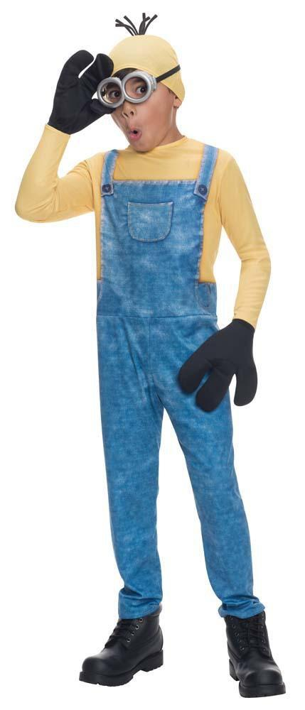 Rubies Costumes Boys Kevin Minion Costume - Despicable Me