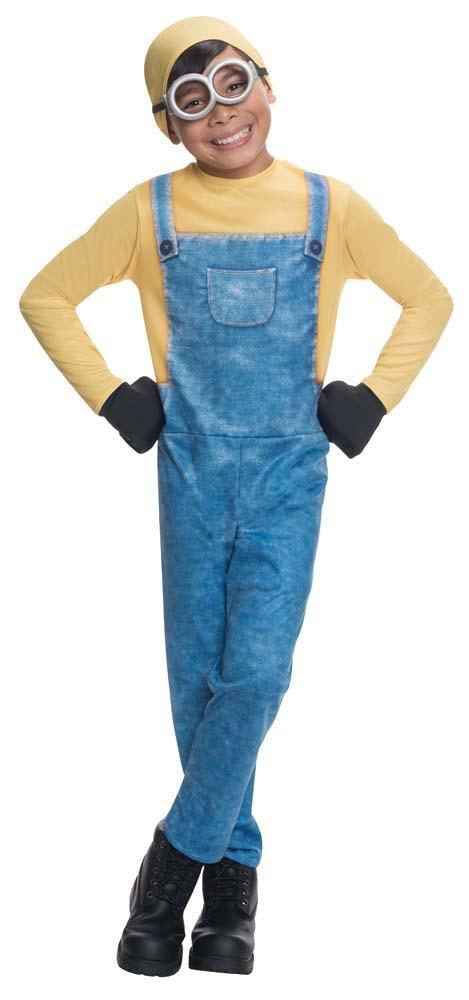 Rubies Costumes Boys Minion Bob Costume - Despicable Me