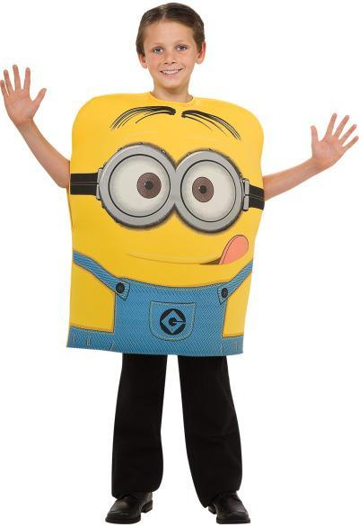 Rubies Costumes Boys Minion Dave Minion Costume - Despicable Me