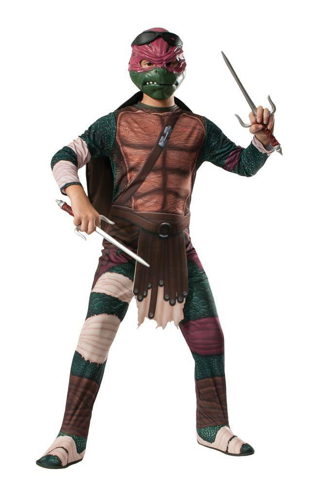 Rubies Costumes Boys Raphael Costume - Teenage Mutant Ninja Turtles