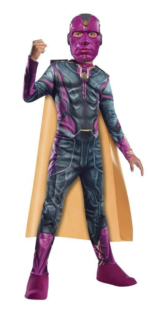 Rubies Costumes Boys Vision Classic Costume - Avengers 2