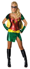 Rubies Costumes COLO / LARGE Adult Sexy Robin Costume - Batman