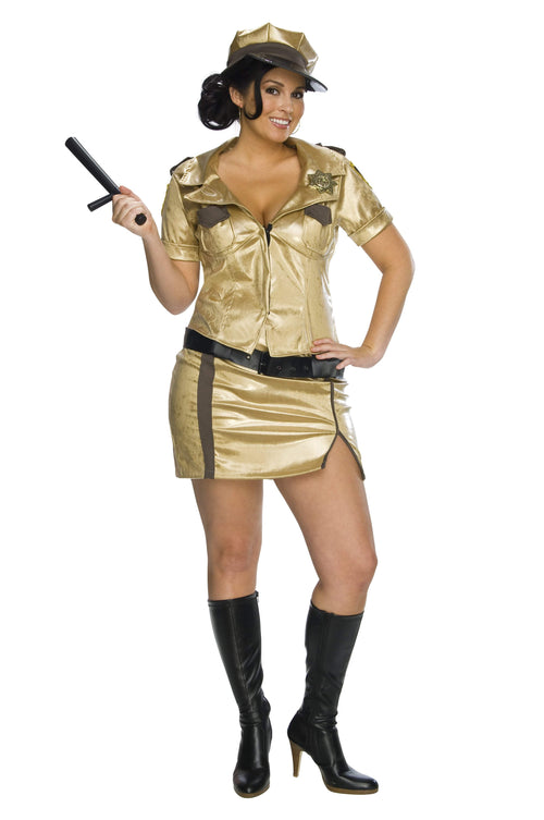 Rubies Costumes Deputy Johnson Plus Costume