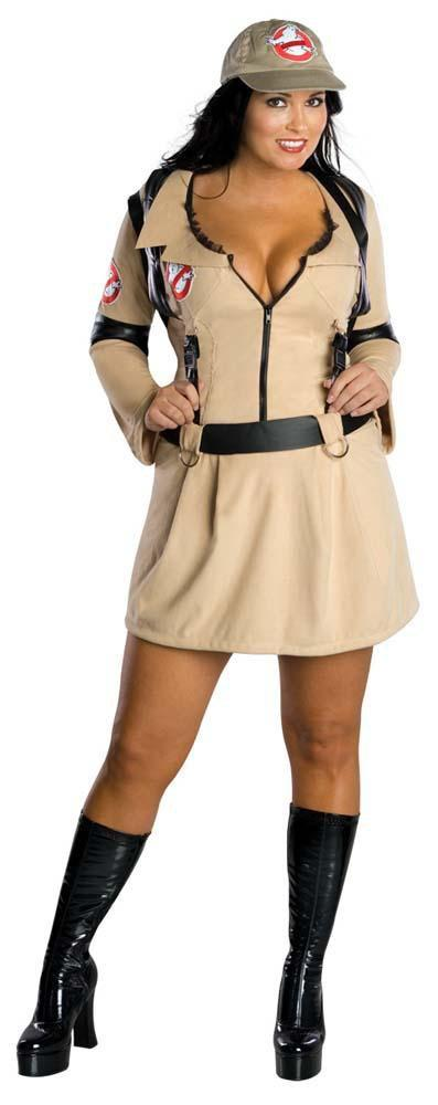 Rubies Costumes Ghostbusters Plus Size Costume