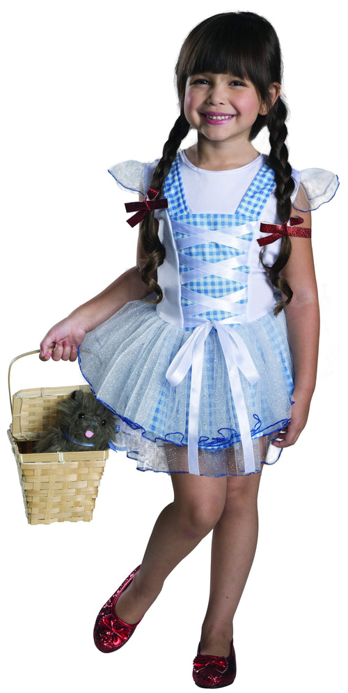 Rubies Costumes Girls Dorothy Tutu Costume - The Wizard of Oz
