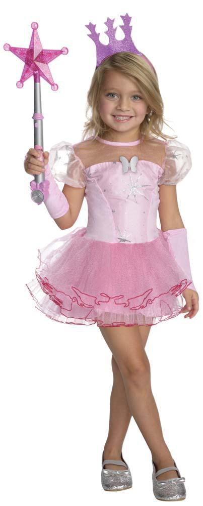 Girls Glinda The Good Witch Tutu Costume Wizard Of Oz