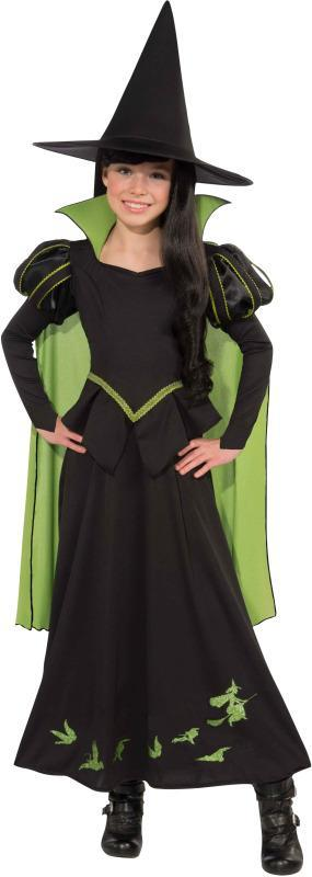 Rubies Costumes Girls Wicked Witch Of The West Costume - Wizard of Oz