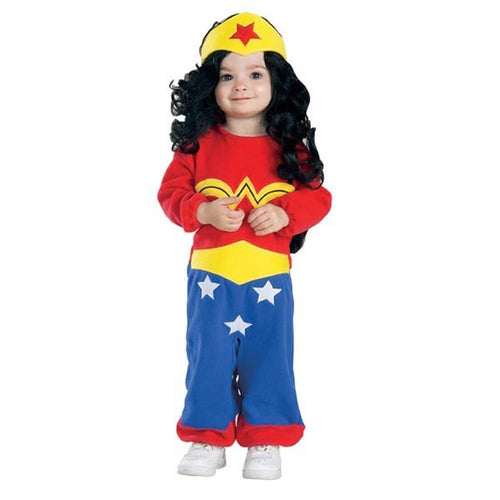 Rubies Costumes Infant Girls Wonder Woman Costume