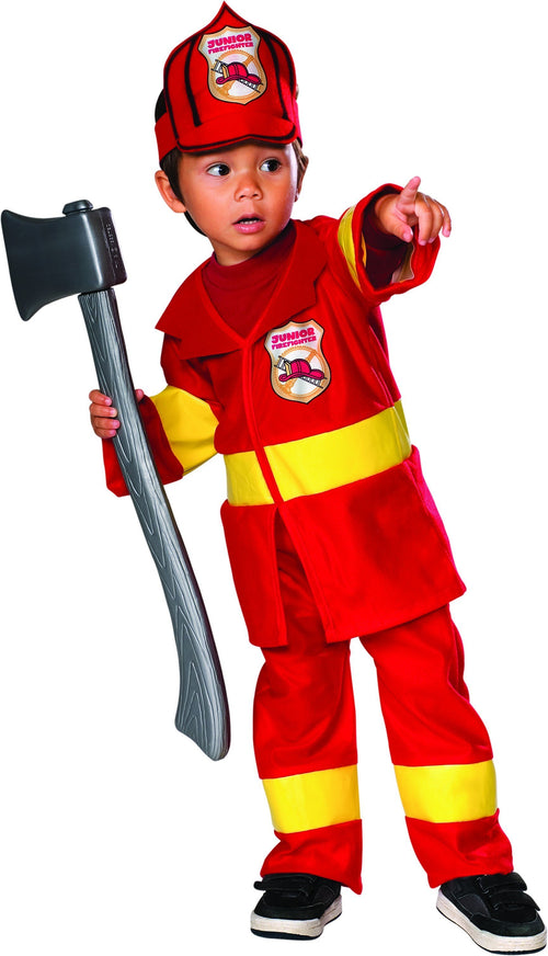 Rubies Costumes INFANT Toddler Boys Firefighter Costume
