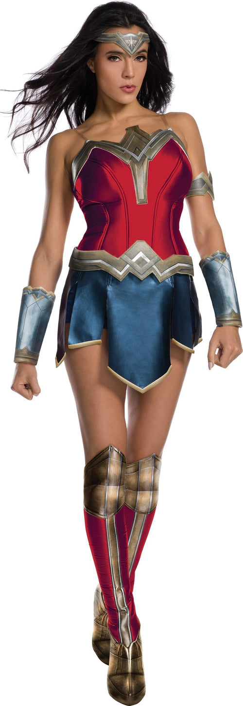 Rubies Costumes LARGE Adult Wonder Woman Costume - Justice League
