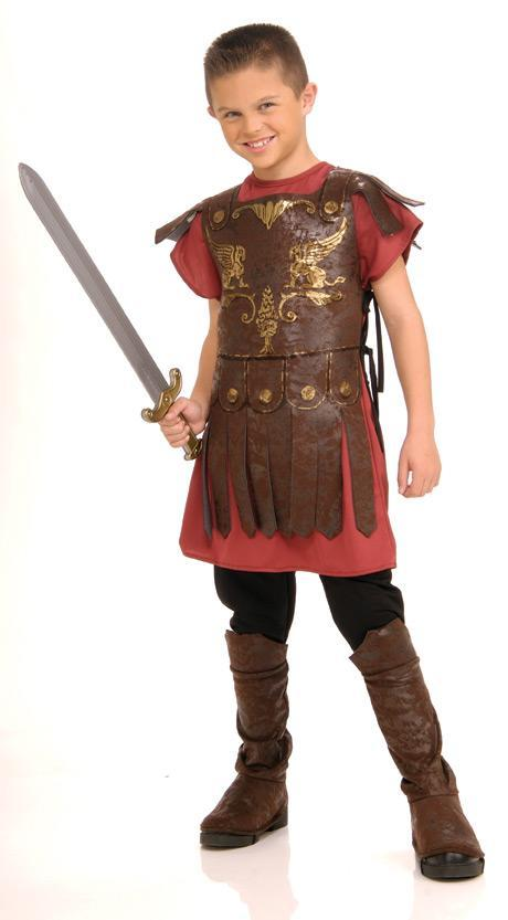 Rubies Costumes LARGE Boys Roman Gladiator Costume