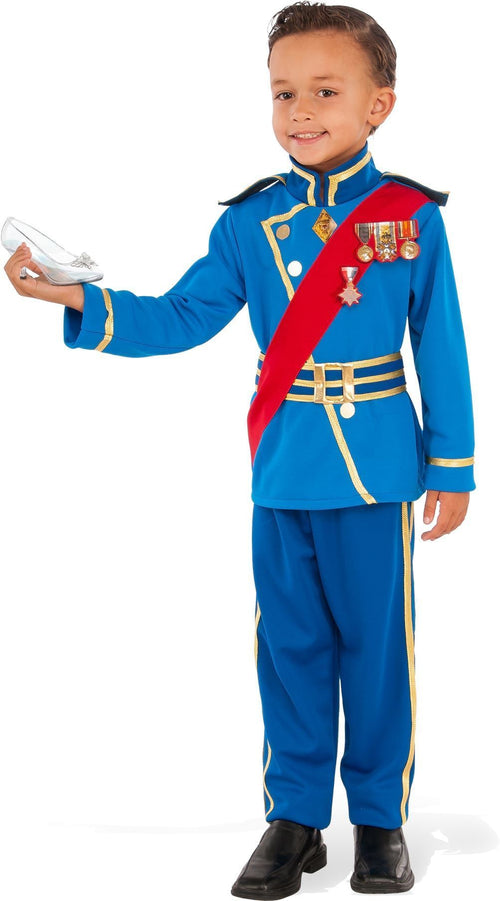 Rubies Costumes LARGE Boys Royal Prince Costume