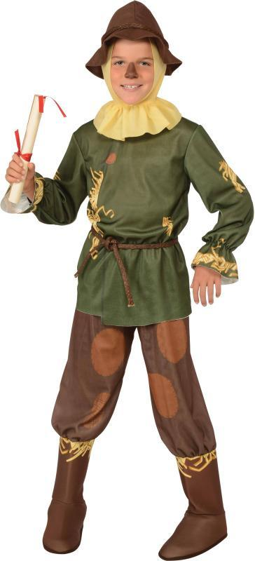 Rubies Costumes LARGE Boys Scarecrow Costume - Wizard of Oz