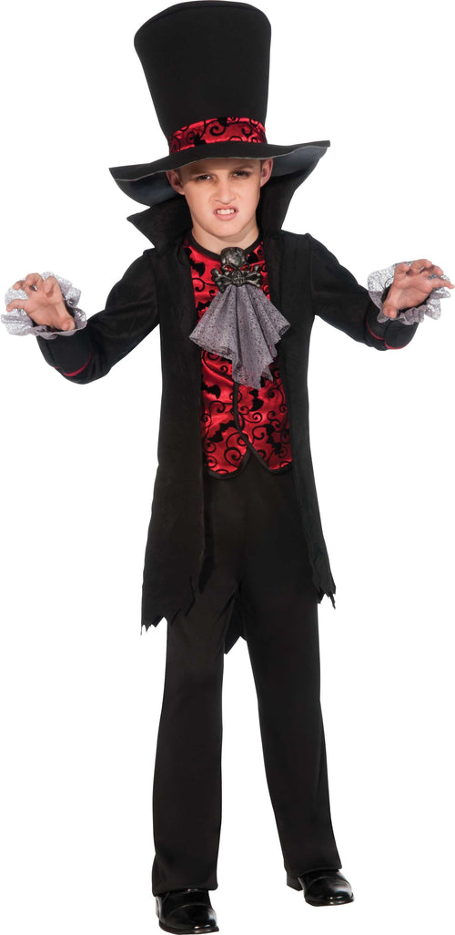 Rubies Costumes LARGE Boys Vampire Lord Costume