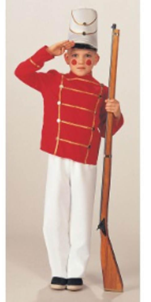Rubies Costumes LARGE Boys Wooden Soldier Costume