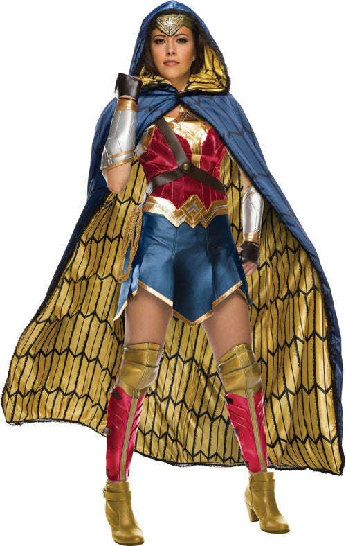 Rubies Costumes LARGE Grand Heritage Wonder Woman Costume - Justice League