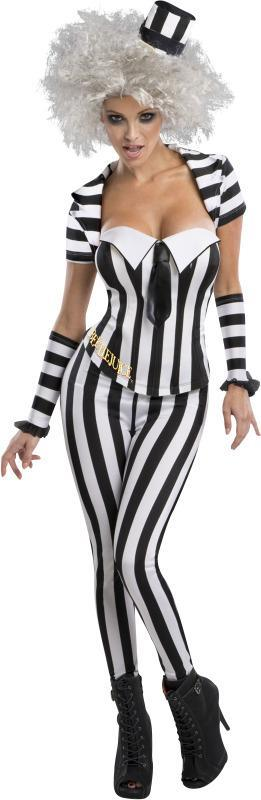 Rubies Costumes LARGE Women's Beetlejuice Costume