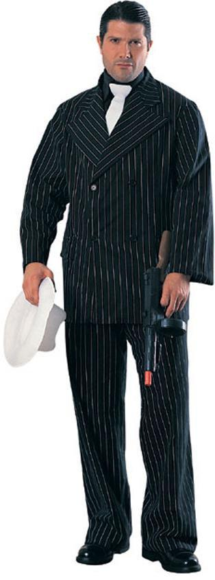 Rubies Costumes Plus Size Deluxe Gangster Costume