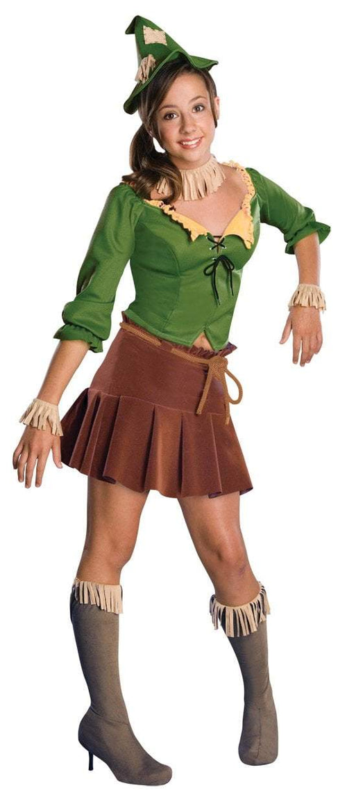 Rubies Costumes Teen Girls Scarecrow Costume - Wizard of Oz