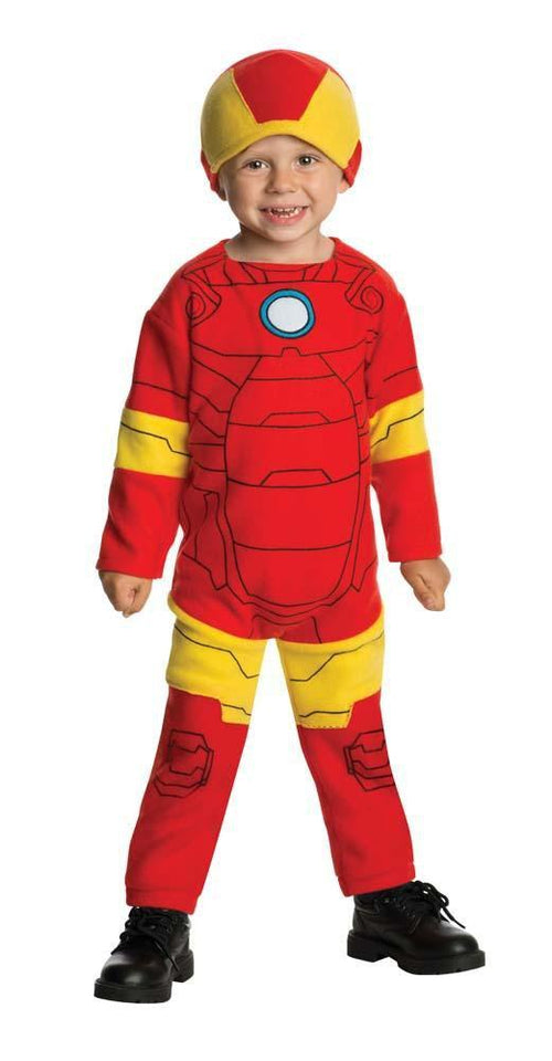 Rubies Costumes Toddler Boys Iron Man Costume