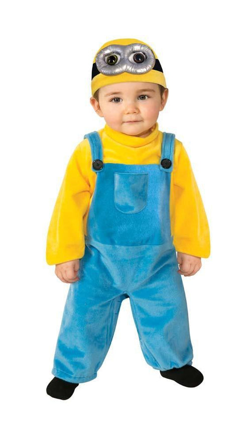 Rubies Costumes Toddler Boys Minion Bob Costume - Minions Movie