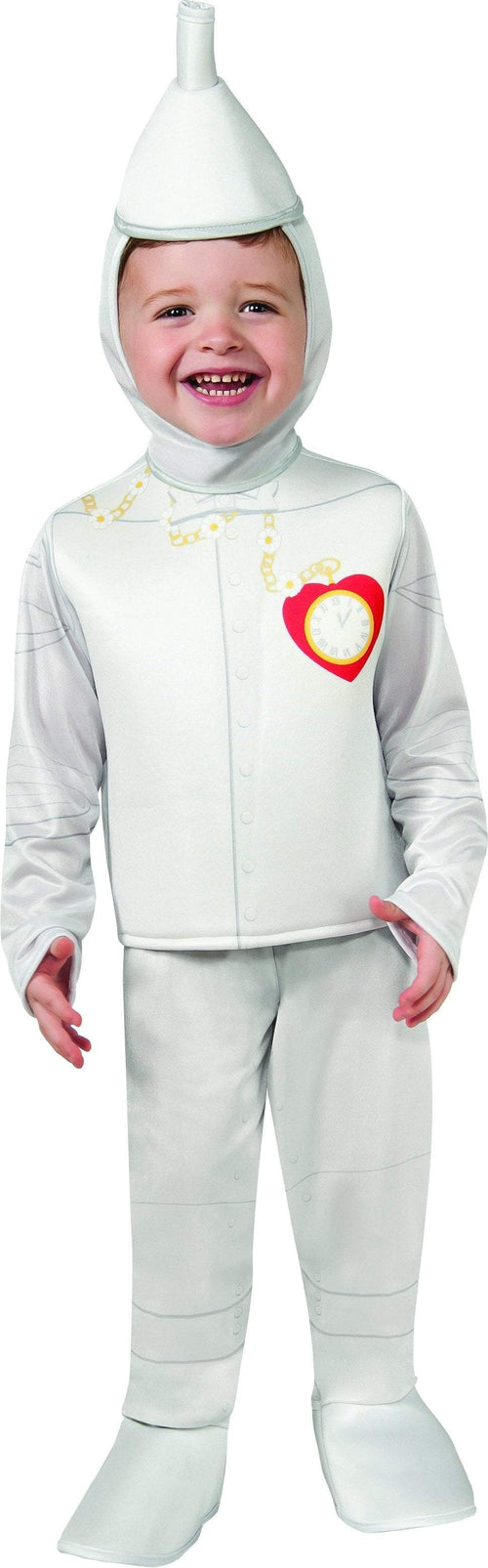 Rubies Costumes Toddler Boys Tin Man Costume - Wizard of Oz