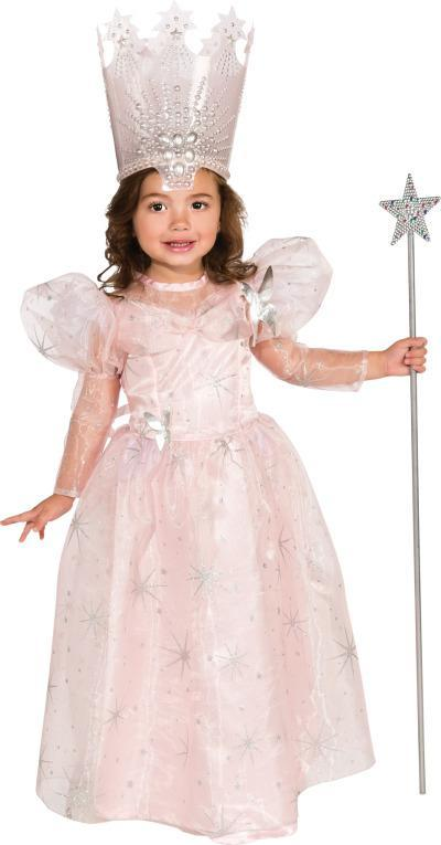 Rubies Costumes Toddler Girls Glinda The Good Witch Costume - Wizard of Oz