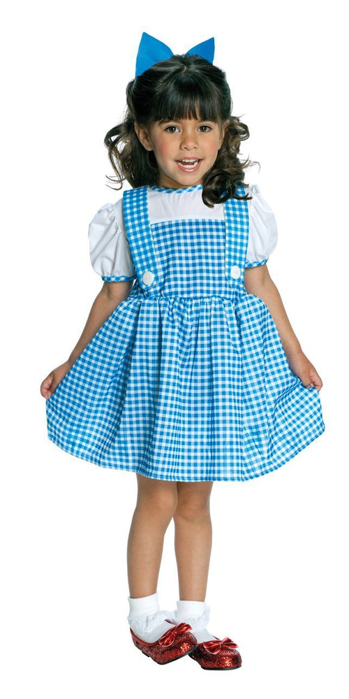 Rubies Costumes Toddler Girls Tiny Tikes Dorothy Costume - Wizard of Oz