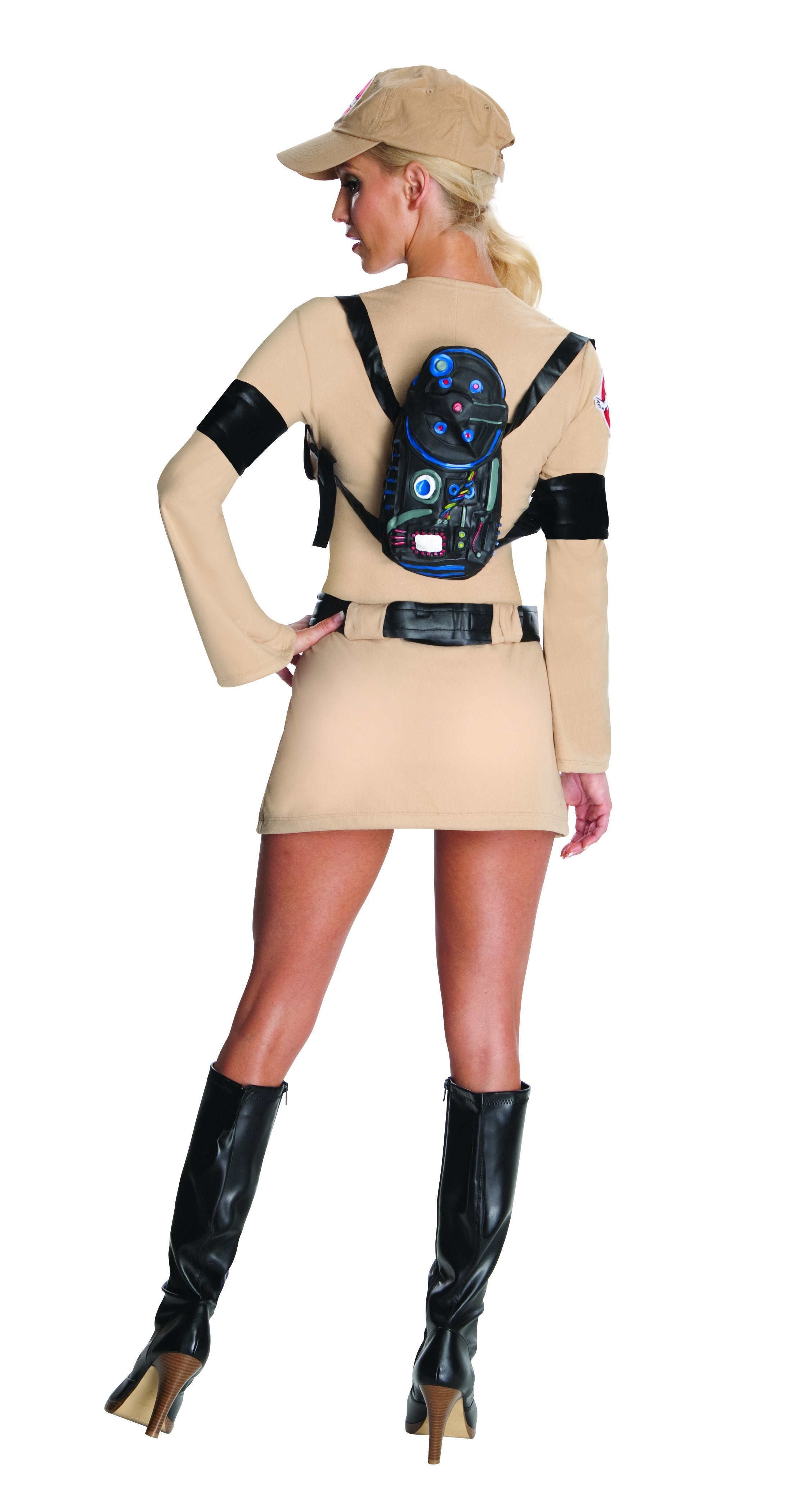 Rubies Costumes Women's Ghostbuster Costume - Ghostbusters