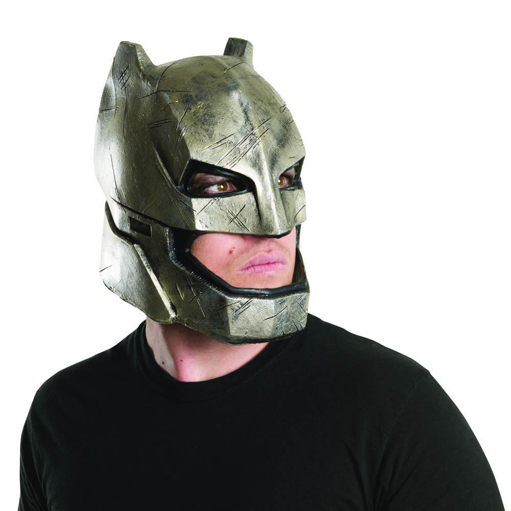 Rubies Masks Armored Batman Full Mask