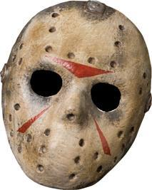 Rubies masks Jason Hockey Mask - Friday the 13th