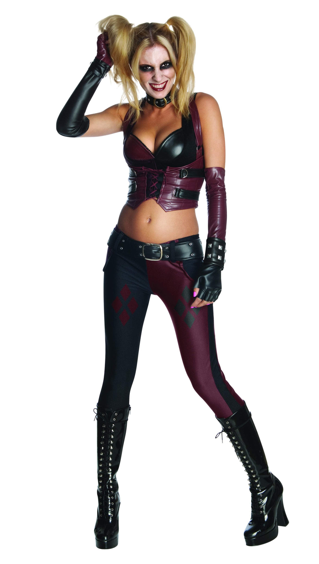 Rubies Staging Adult Harley Quinn Costume - Batman
